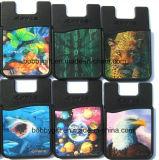 Qualität Silicone Card Holder Pouch für Handy