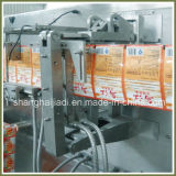 Bag Pouch Filling Machineの上の手動Stand