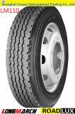 305/70R19.5 chinoises Longue Mars Roadlux Tubeless pneu pour camion radial (LM110)