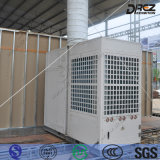 Пол стоя вертикальное центральное кондиционирование воздуха трубопровода оборудования кондиционера
