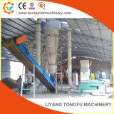 Processus de la ligne de fabrication de granules de bois pour la biomasse Efb paille de riz