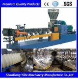 PVC/PE 배수장치 관과 물결 모양 관 플라스틱 압출기