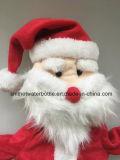 Weihnachtsgeschenk-Plüsch Weihnachtsmann mit BS-Heißwasser-Flasche