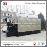 Meilleur Prix Dzl Type de package de modèle industriel de la grille de la chaîne au charbon automatique Stoker ciment réfractaire chaudière à vapeur pour la vente