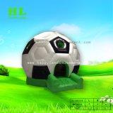 Het modieuze Aangepaste Huis van de Uitsmijter van de Voetbal van de Bal van het Voetbal Opblaasbare voor Jonge geitjes om Hun Rente te motiveren om Sporten Te doen