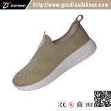 Neuer Form Stlye Slip-on Flyknit beiläufige Sport-Frauen-Schuhe 20161-4