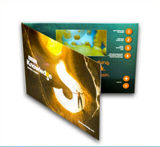 Рекламировать изготовленный на заказ видео- карточку