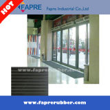 Stuoia di gomma costolata fine antisdrucciola della pavimentazione/stuoia di gomma fine commerciale della pavimentazione
