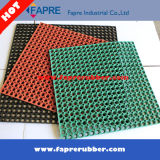 Tapis antidérapant anti-fatigue mat / caoutchouc