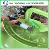 携帯用使い捨て可能なタンクヘリウムのガス