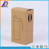 Custom напечатано гофрированный картон бутылка воды упаковке
