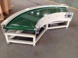 軽量カーブ90か180 PVCベルト・コンベヤー