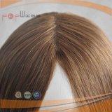 100% Brasileña de encaje peluca superior frontal del cabello (PPG-014781-l)