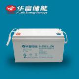 ce profond de batterie de gel de cycle de 100ah EV approuvé