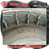 Из двух частей 12.00-20 стали пресс-формы для радиальных шин OTR