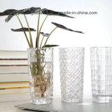 Vazen Van uitstekende kwaliteit van de Bloem van de Vaas van het Glas van de Decoratie van het huis de Duidelijke
