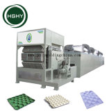 Hghy rotativa automática de huevo de pasta de papel bandeja de cartón máquina