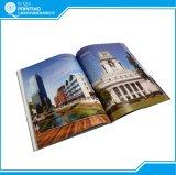 Servizio della stampa dello scomparto dell'opuscolo del libro del catalogo