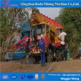 De Baggermachine van de Goudwinning van Keda & Gouden het Uitbaggeren Apparatuur in Mali