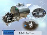3000L tanque de enfriamiento de leche fresca (tanque de leche más fría)