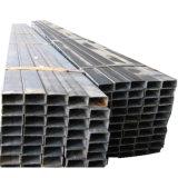 Tubo vuoto rettangolare di Rrectangular della sezione del acciaio al carbonio A36