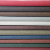 Estilo retro PVC muebles sintéticos para material de sofá de cuero