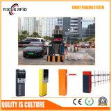 Sistema passivo di parcheggio dell'automobile di frequenza ultraelevata RFID per controllo di accesso/pagamento