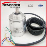Multiturns 4096/4096PPR 회색 부호 Ssi 절대적인 회전하는 인코더