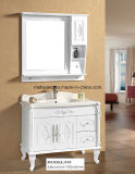 Module de salle de bains simple classique de la vanité de salle de bains/PVC