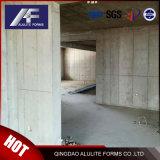 La construcción del sistema de encofrado de la construcción de moldes de hormigón