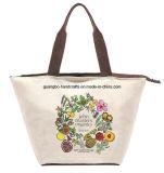 Saco promocional de algodão de algodão orgânico ecológico (GB-10019)
