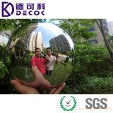 304 bolas de acero inoxidable de metal decorativo al aire libre Fuente de agua