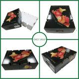 Carton ondulé de modèle de fruit neuf de papier pour la vente en gros