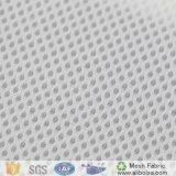 A1677 100% полиэстер промысел линии сетки ткани для спортивной обуви