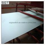 De 3 mm a 12 mm grabado ácido del vidrio esmerilado con Ce SGS