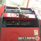 Landwirtschaftliche Maschinerie-Minisilage-runde Heu-Ballenpresse für Verkauf