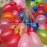 魔法の膨脹可能な水はもてあそぶ111PCS多彩な気球の水風船(10234420)を