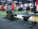 ボディービルのスポーツの好気性練習水ローイングマシン、適性の体操クラブ装置
