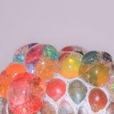 [55مّ] مستديرة تغيّر لون عنب كبس كرة [سقويش] كرة لعب