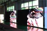 P3.91 & P4.81 Location d'aluminium moulage sous pression écran LED / affichage intérieur LED vidéo
