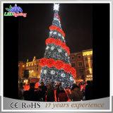 옥외 정원 장식적인 나무 빛 LED 크리스마스 불빛