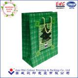 Подгонянный печатание бумажный мешок подарка рождества