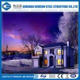 Design moderno Villa de aço leve prefabricadas