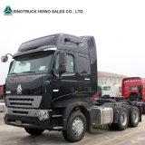 판매를 위한 Sinotruck 420HP 6X4 10 짐수레꾼 HOWO A7 트랙터 헤드 트럭