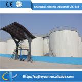 De ononderbroken Capaciteit van de Installatie van de Distillatie van de Gebruikte/Ruwe olie van 30-300t/D
