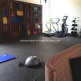 体操のフロアーリングのゴム製床タイル
