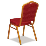 Hotel Steel Stacking Banquet Dining Chair
