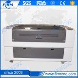 Machine de gravure de coupure de découpage de laser en métal