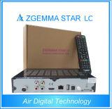 Ontvanger van Kabel van de Ontvanger van TV van de Schroeiplek van de Ster LC van Zgemma de dvb-c Gezeten
