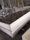Strato di marmo del materiale da costruzione del PVC per la decorazione della parete